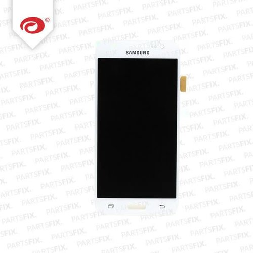 Galaxy J5 display complete (white)