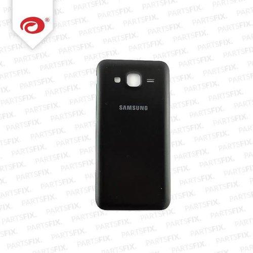 Galaxy J5 back cover (black)