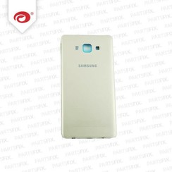 A7 back cover goud