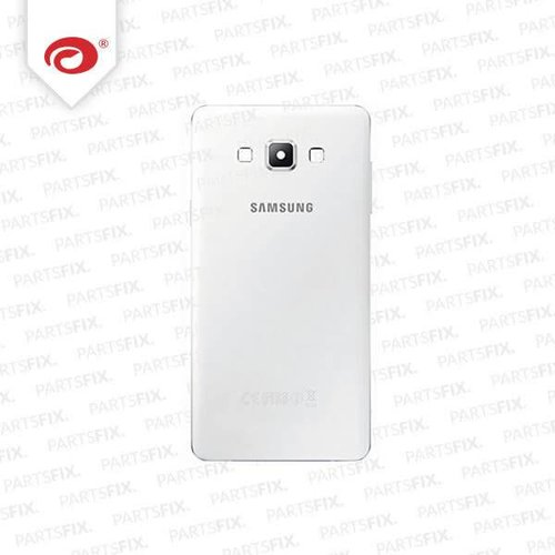 A7 back cover white