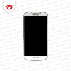 Galaxy S4 i9515  value display complete (white)