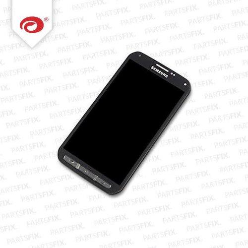 Galaxy S5 active display compleet (zwart)