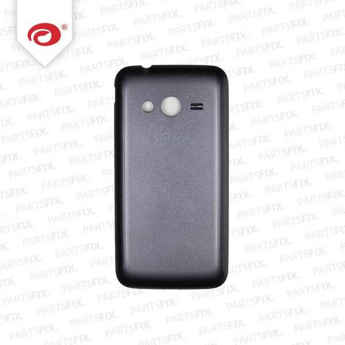 Galaxy trend 2  back cover black