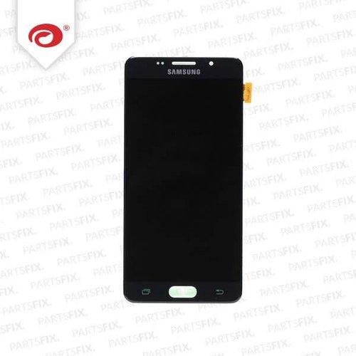 Galaxy A3 display compleet (zwart)