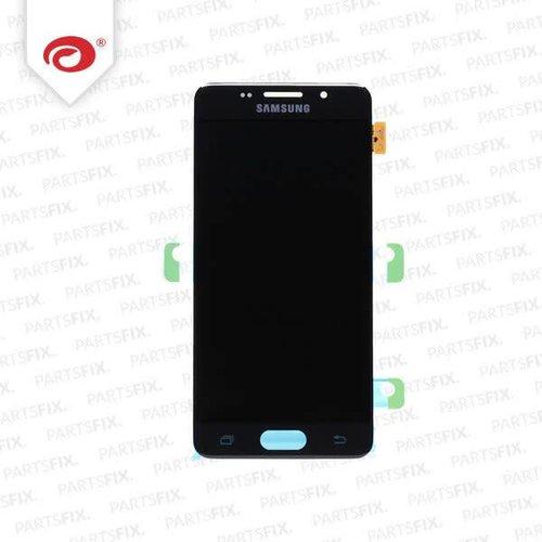 Galaxy A3 2016 display complete (black)