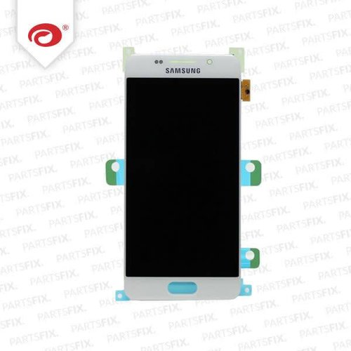Galaxy A3 2016 display complete (white)