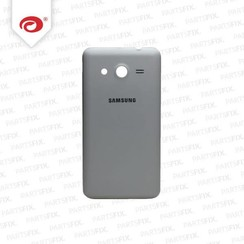 Galaxy X Cover 3 back cover (wit)