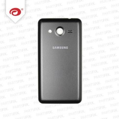 Galaxy Core 2 back cover zwart