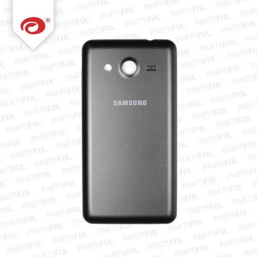 Galaxy Core 2 back cover zwart