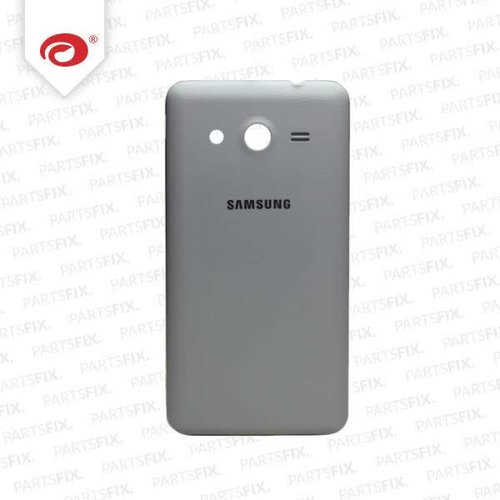 Galaxy Core 2 back cover white