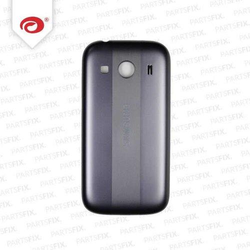 Galaxy Ace 4 back cover zwart
