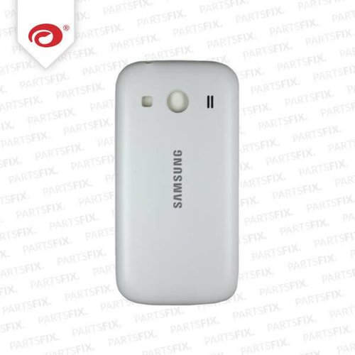 Galaxy Ace 4 back cover white