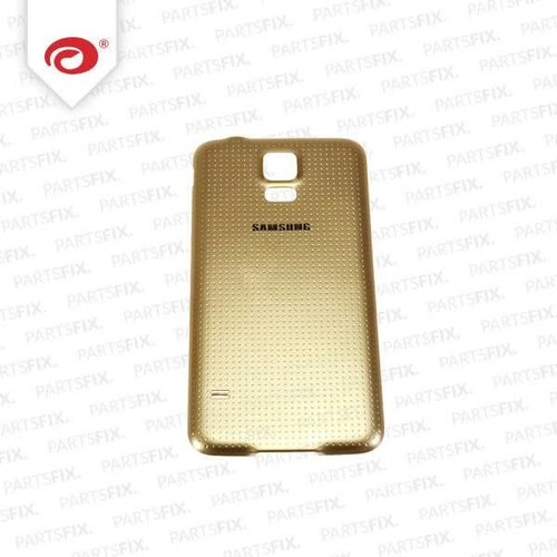 Galaxy S5 Neo back cover (gold)