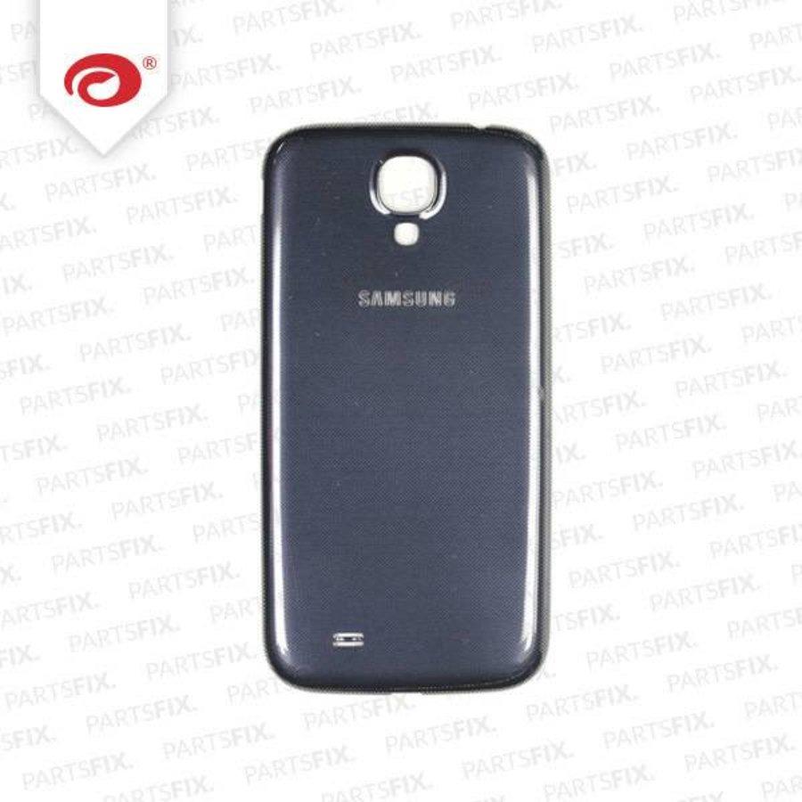 Galaxy S4 I9506 Ite back cover (black)-1
