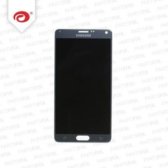 Note 4 display (zwart)