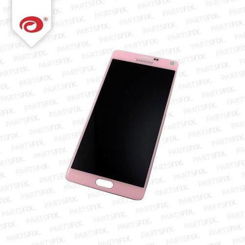 Note 4 display (pink)