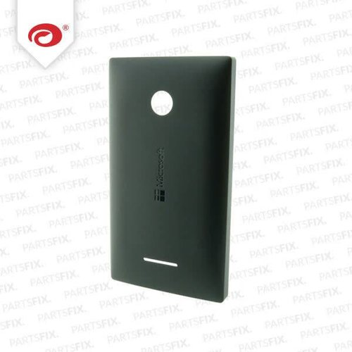 Lumia 435 back cover black