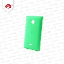 Lumia 435 back cover groen