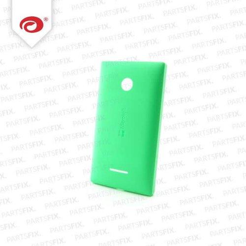 Lumia 435 back cover green