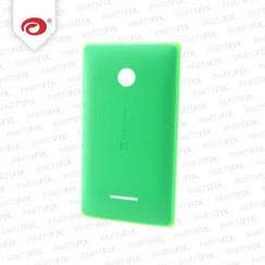 Lumia 532 back cover green