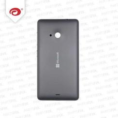 Lumia 535 back cover black