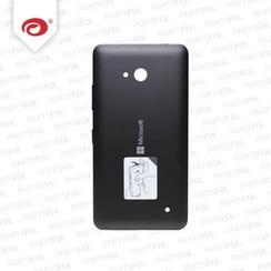 Lumia 640 back cover black