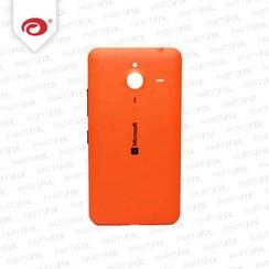Lumia 640 XL back cover oranje