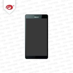 Lumia 950 XL display module  (touch+lcd) zwart