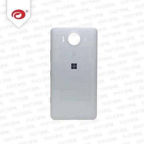 Lumia 950 back cover white