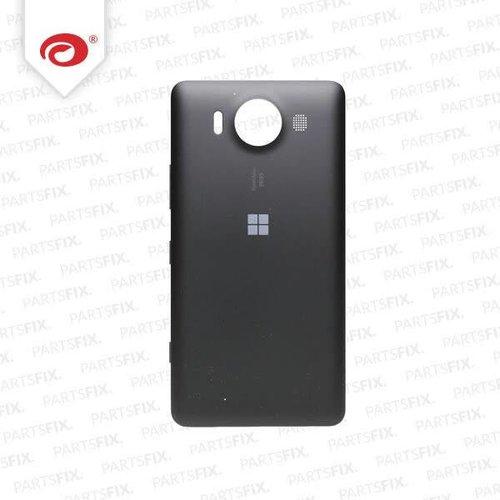 Lumia 950 back cover zwart