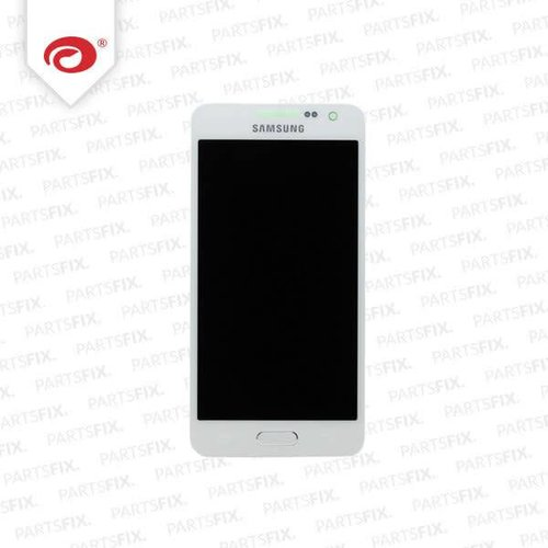 Galaxy A3 display module + (touch+lcd) white
