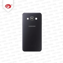 Galaxy A3 back cover blauw