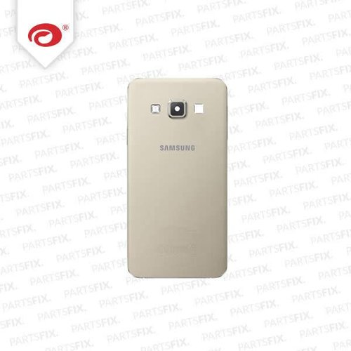Galaxy A3 back cover goud