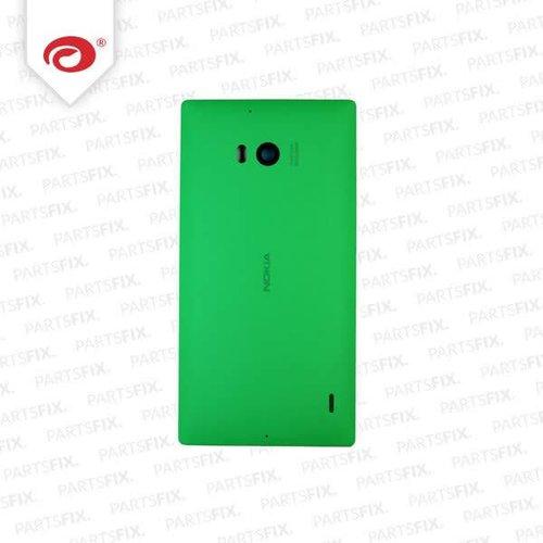 Lumia 930 back cover green