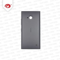 Lumia 730 back cover grey