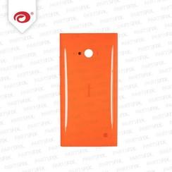 Lumia 730 back cover oranje