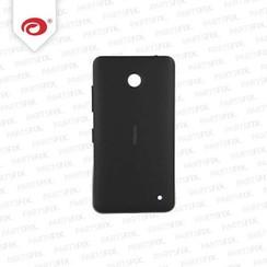 Lumia 630 back cover zwart