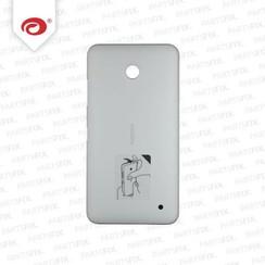 Lumia 630 back cover white
