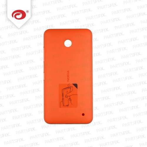 Lumia 630 back cover orange