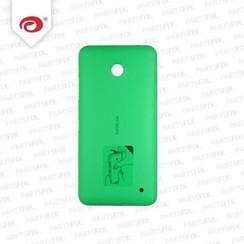 Lumia 630 back cover green