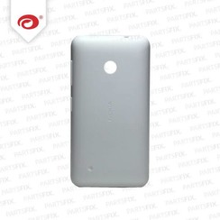 Lumia 530 back cover white