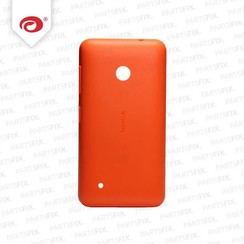 Lumia 530 back cover oranje