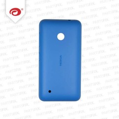 Lumia 530 back cover blauw