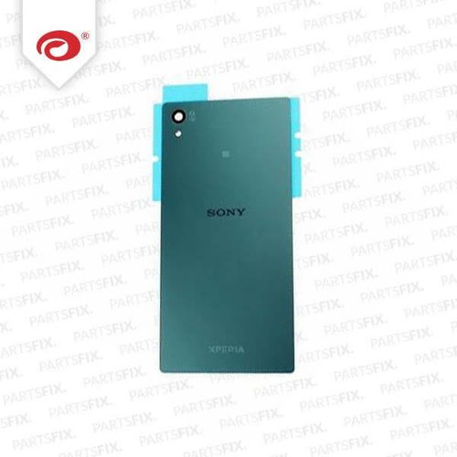 Xperia Z5 back cover green