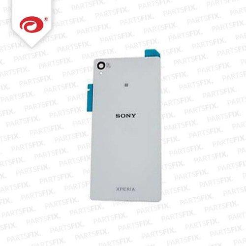 Xperia Z5 back cover white