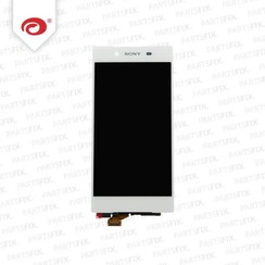 Xperia Z5 display module  (touch+lcd) white