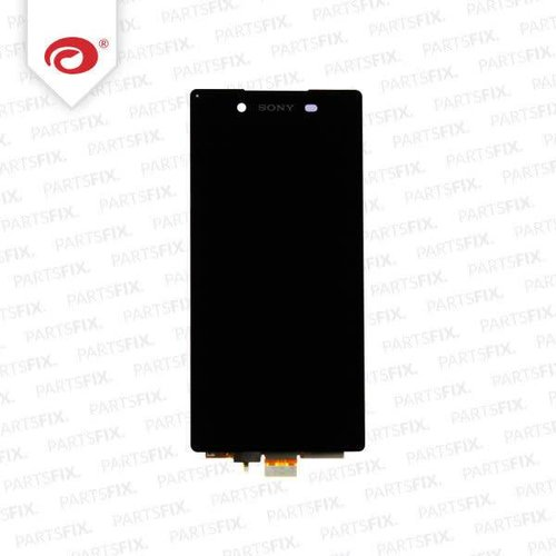 Xperia Z3 + / Z4 display module  (touch+lcd) zwart