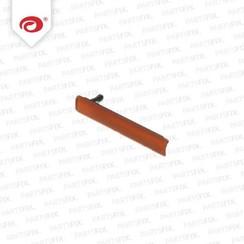 Xperia Z3 compact sim micro sd cover oranje/rood