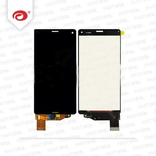 Xperia Z3 compact display module (touch+lcd) black