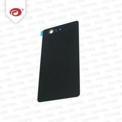 Xperia Z3 compact back cover zwart